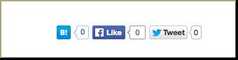 WordPressでツイッターやフェイスブックのボタンを設置する方法