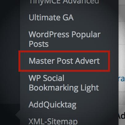 AdSense Managerで記事中に広告を簡単に挿入する方法(WordPressプラグイン)