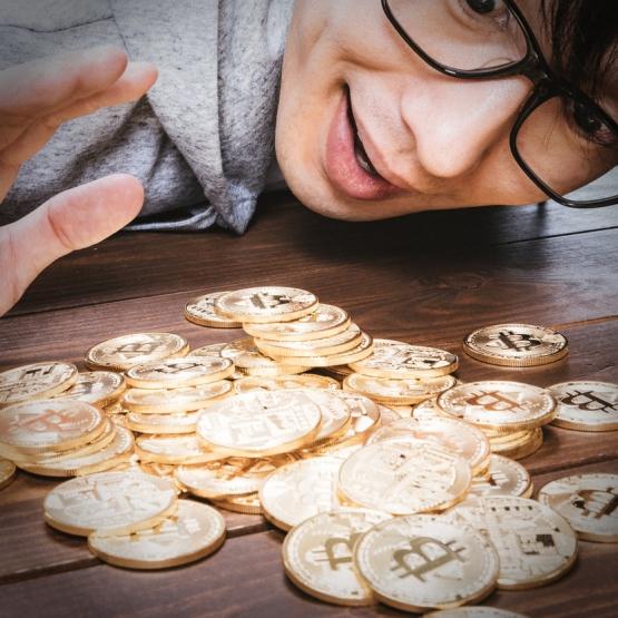 副業でビットコイン等の仮想通貨投資をして成功する確率はどのくらいか?